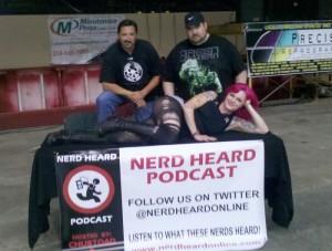 Nerd Heard Derby